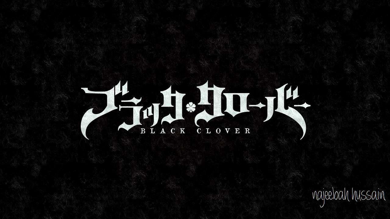 Black clover pc wallpaper by me!! (Dengan gambar) | Gambar