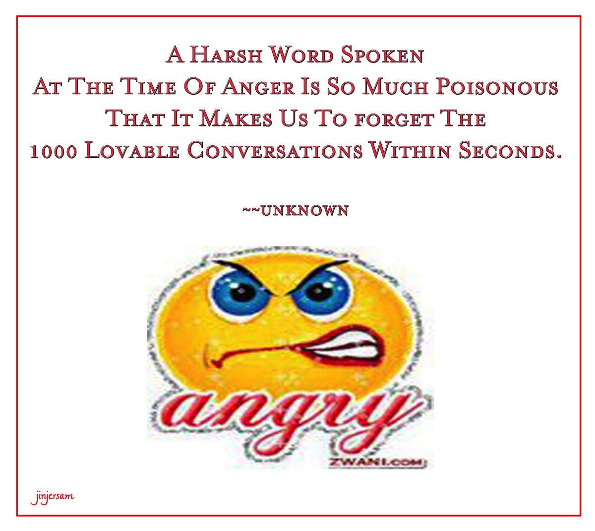 Angery Words Quotes Pictures: Anger Quotes #20