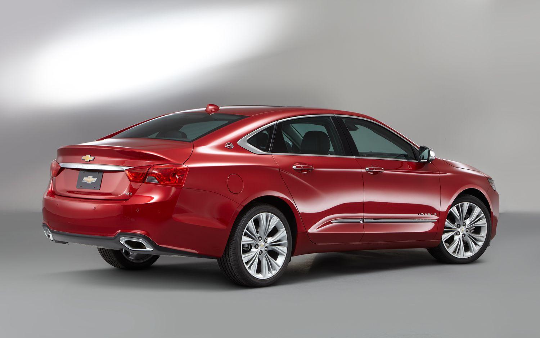 All Types 2014 impala specs : Chevrolet Impala | 2014 Chevrolet Impala Rear Three Quarters ...