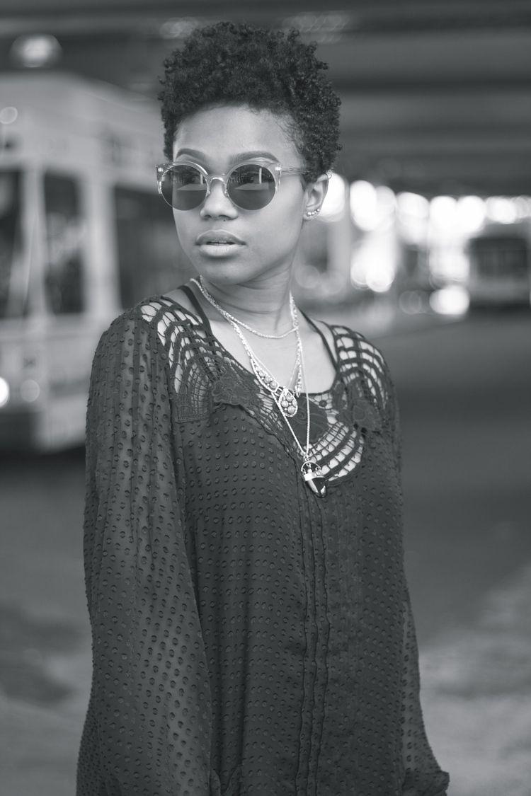 Blog — Faintly Masculine eeek, she makes me want to take some more scissors to my TWA.  fressh.