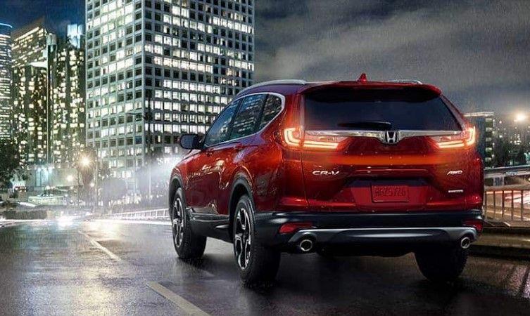 2019 honda crv release date Honda cr, New honda crv, Cr v