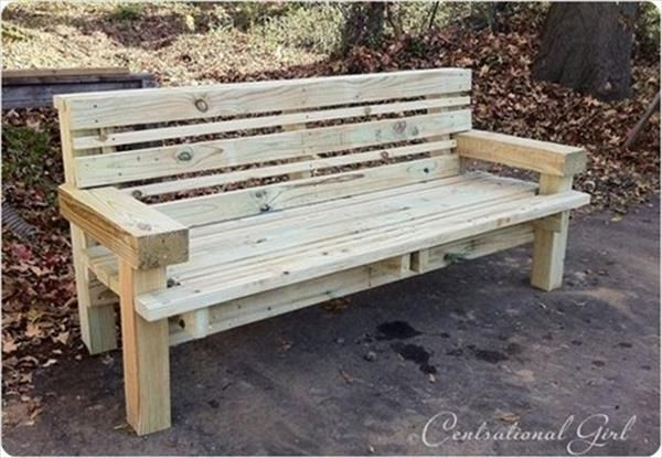 wooden garden benches designs. Download Simple Wooden Garden Bench Plans PDF simple wood projects  Projects to Try Pinterest bench plans and