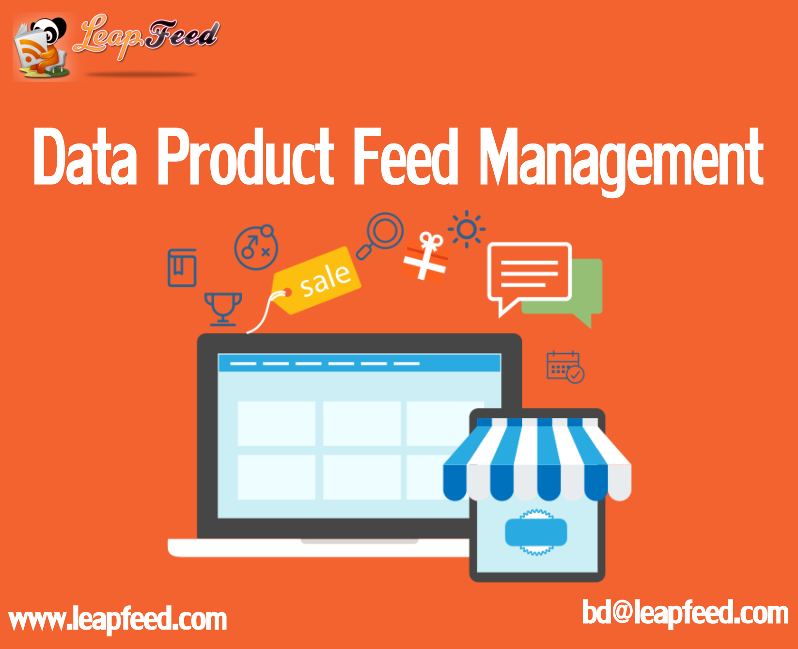 how to create a product data feed
