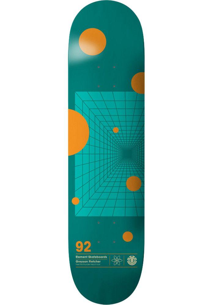 3aca52e030aeaf Element Greyson-Astro - titus-shop.com  Deck  Skateboard  titus ...