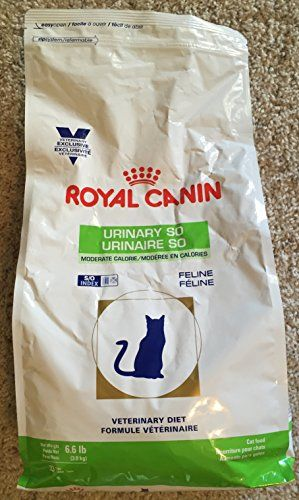 Royal Canin Feline Urinary So Moderate Calorie Dry 6 6 Lb You Can Find Out More Details At The Link Of The Imag Royal Canin Dry Dog Food Cat Food Storage