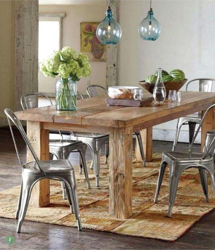 farmhouse style dining set