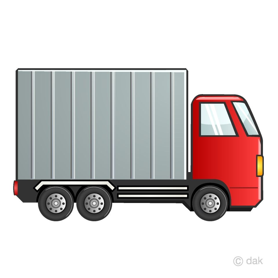 Delivery Truck Clipart Ideas Trucks Clip Art Container Truck