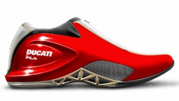 e91c4544499 Ducati shoe design: Fila Ducati Monster shoes | The Closet Behind My ...