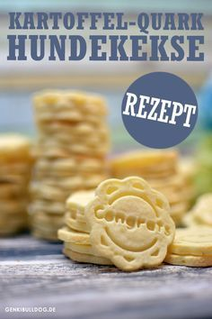 Photo of Receta: galletas de patata Quark Dog