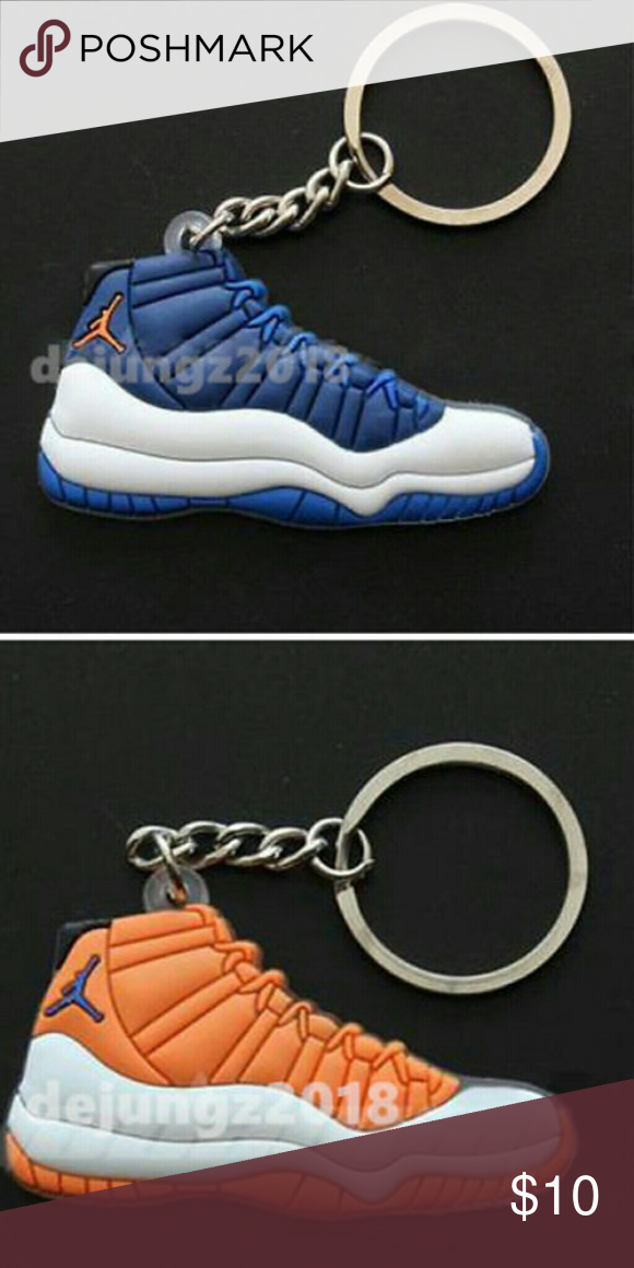 2 for  10 Jordan Keychain Brand new factory seal Jordan key chains you get  2 for  10 Jordan Accessories cbc16ce7e4