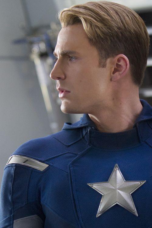 Captain America Haircut