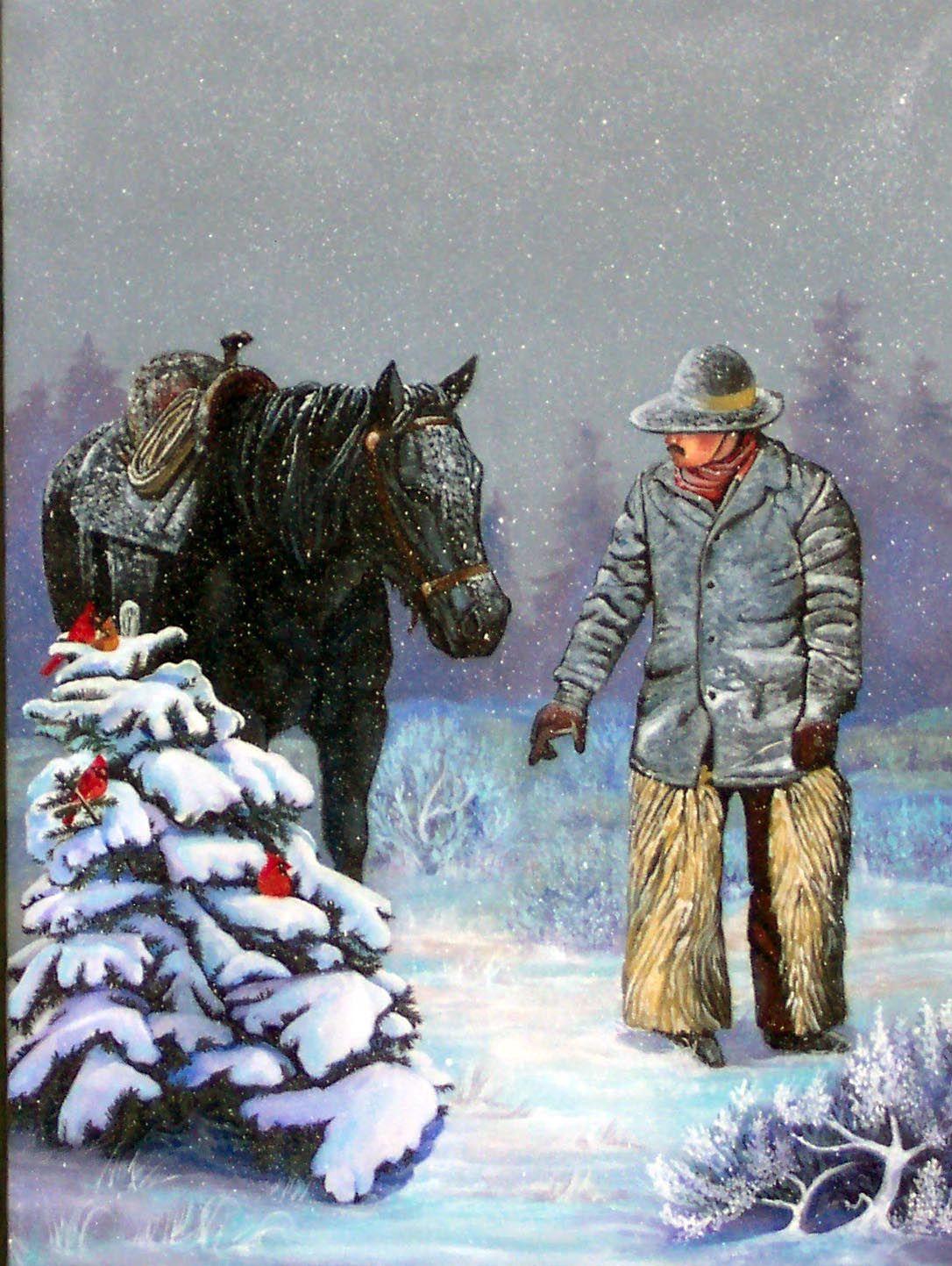 Cowboy Christmas | Christmas | Pinterest | Cowboy christmas ...