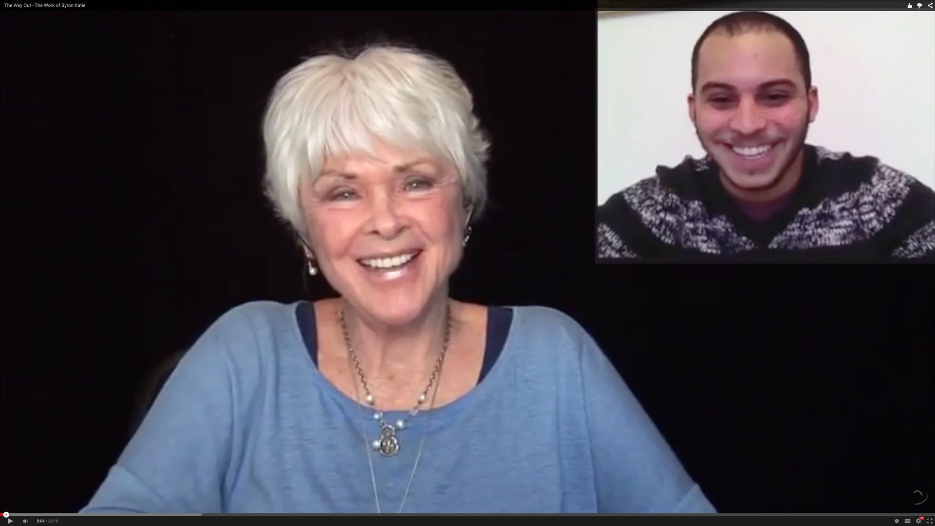 The Way Out The Work Of Byron Katie