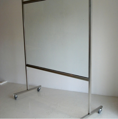 Fresh Roll your mobile glass whiteboard wherever inspiration strikes you Photo - Model Of portable whiteboard Beautiful