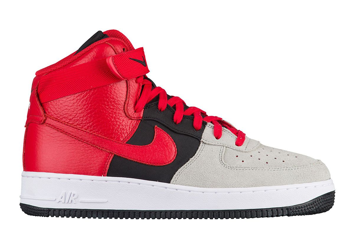 """best service 77f15 ae30b Nike Air Force 1 High 07 LV8 """"Tri-Color"""" Pack"""