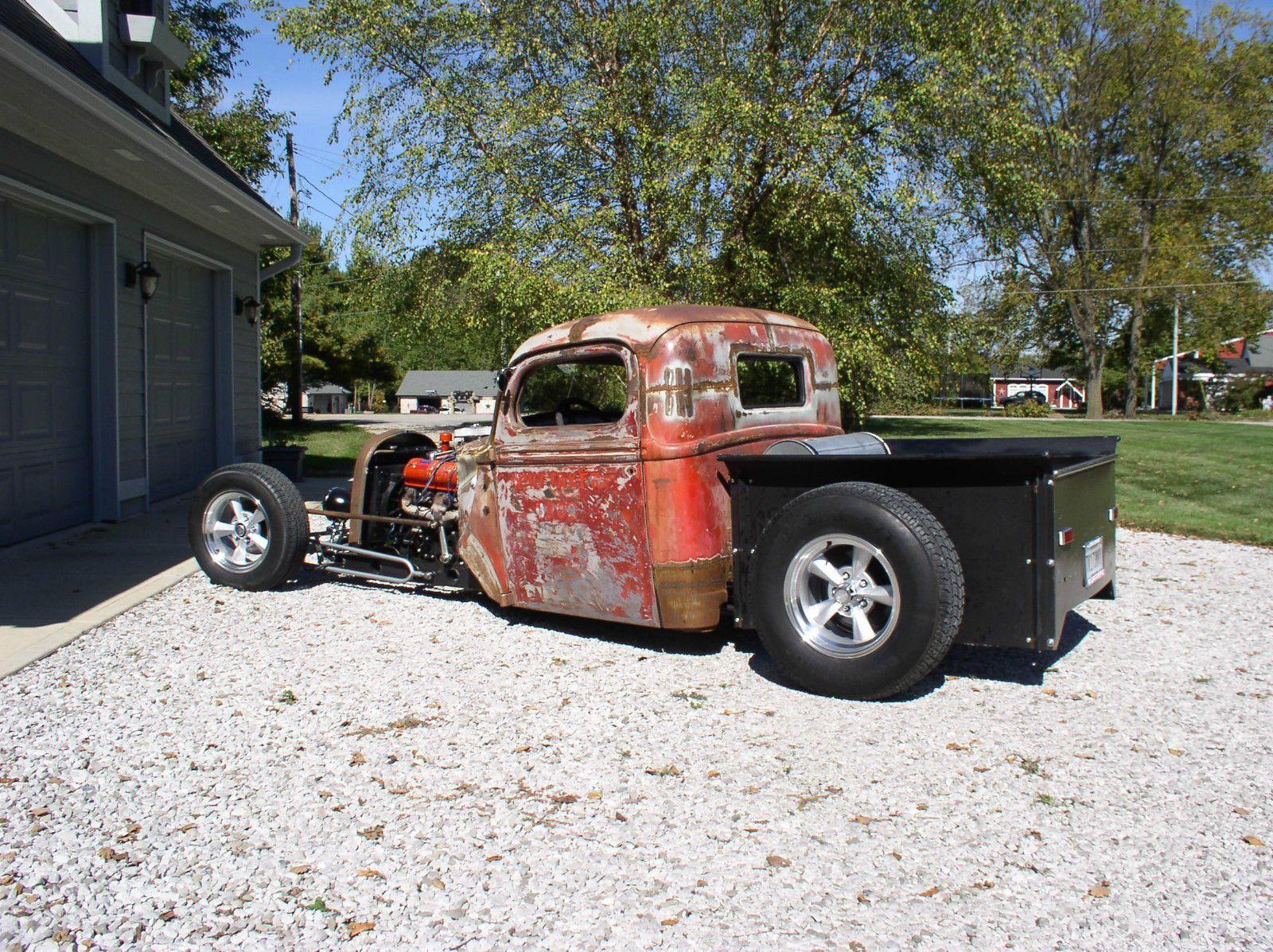1941 Ford Pickup Hot Rod Studebaker V8 Rods For Sale Truck