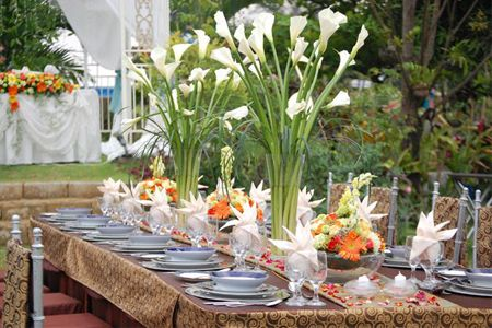 A Garden Wedding at Sweet Harmony Gardens [www.kasal.com] | Garden ...