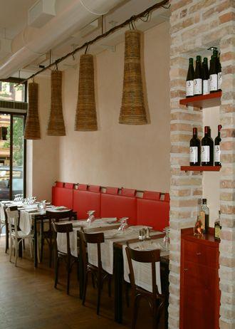 Mangiafuoco - Pizzerie - Via Ostiense, 97 Rome - designed ...
