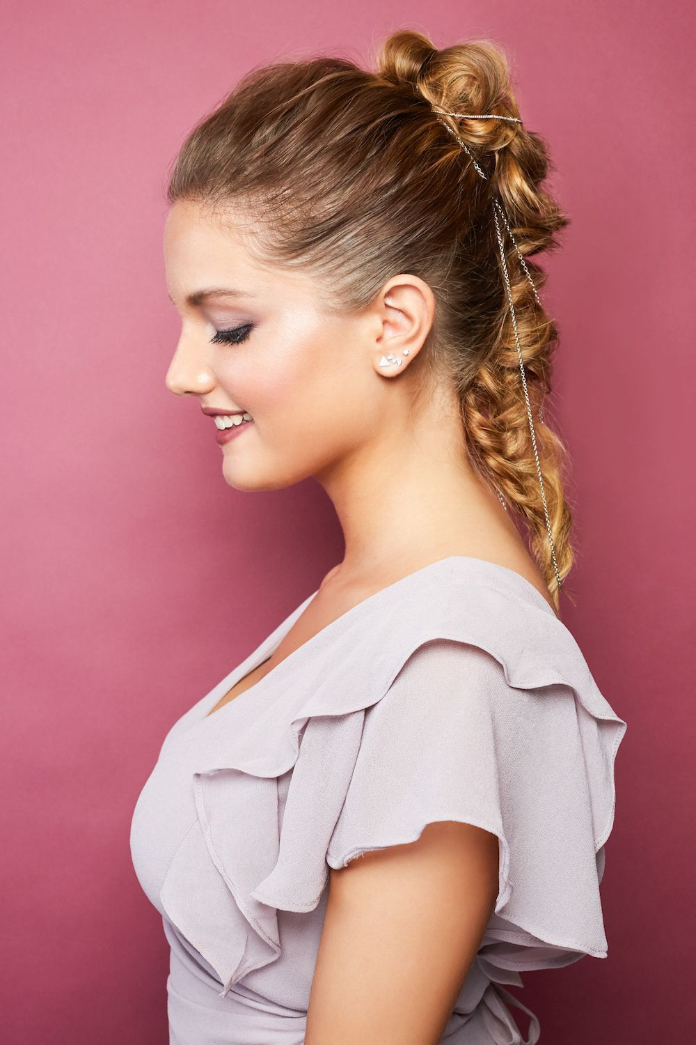 Stunning Prom Hairstyles That Will Elevate Your Whole ...