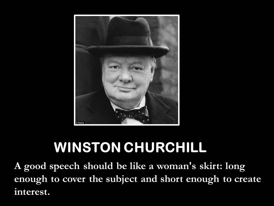 quotes about public speaking winston churchill one of the most