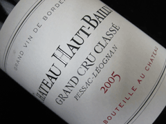 Picture of Chateau Haut-Bailly Grand Cru Classe 2005