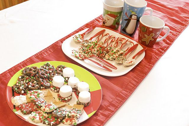 Christmas food craft gift ideas