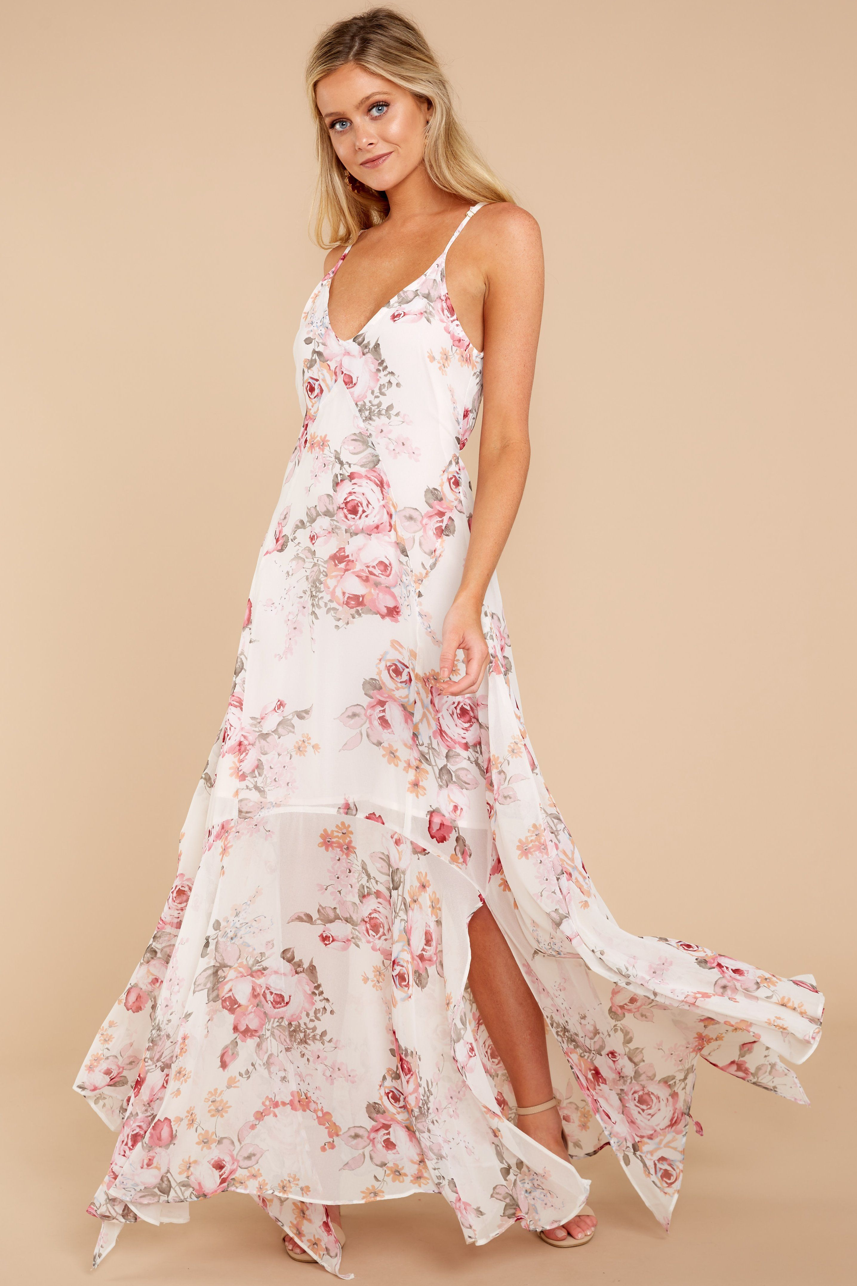 1bc539c4c30 Might Be You Light Pink Floral Print Dress – Red Dress Boutique