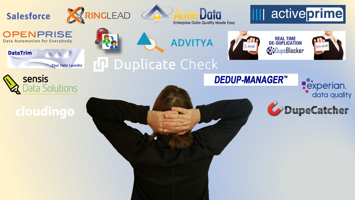 Some of the top duplicate management apps available on