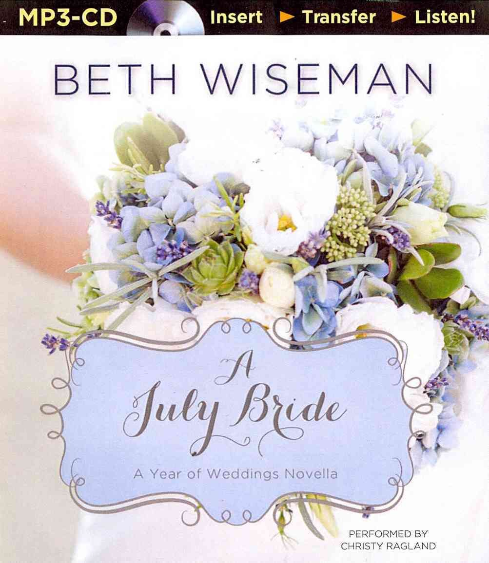 Image result for a july bride beth wiseman cd