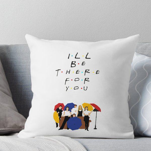 Ich werde für Sie da sein - TV-Show Throw Pillow - #pillow #throw #werde - #new