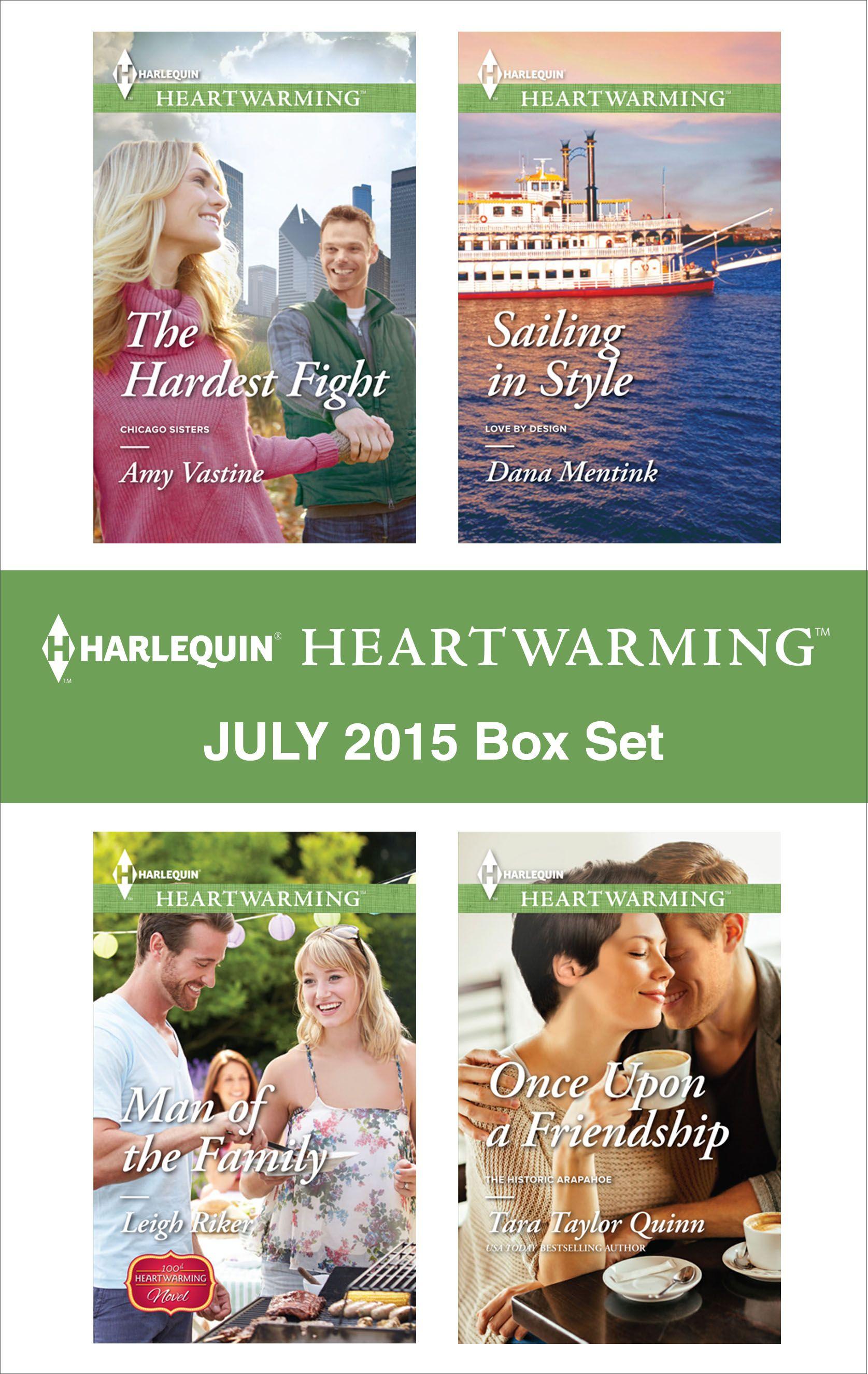 Harlequin Boxset, Harlequin, Heartwarming