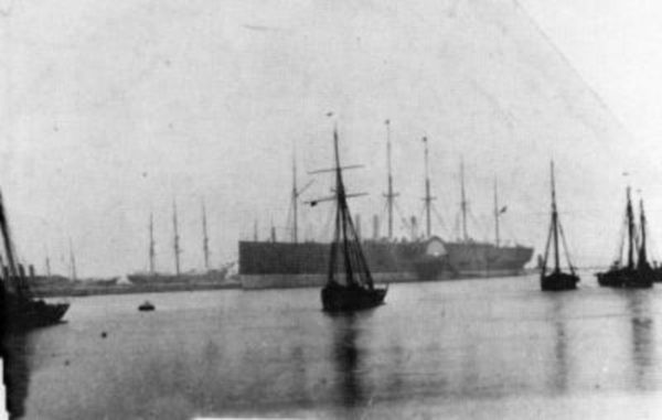 """Size Matters  """"Size in a ship is an element of speed, and of strength and of safety and of relative economy... limited only by the extent of the demand for freight and by the circumstances of the ports."""" (The Great Eastern in Isambard Kingdom Brunel's Own Words)"""