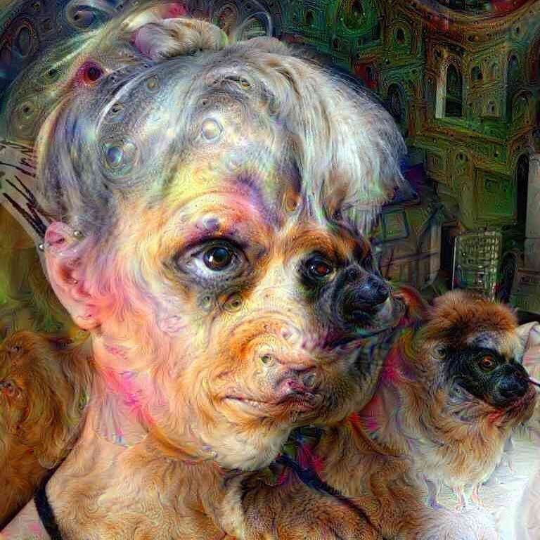 Sweet dreams y'all.... #deepdream by lovelyllama