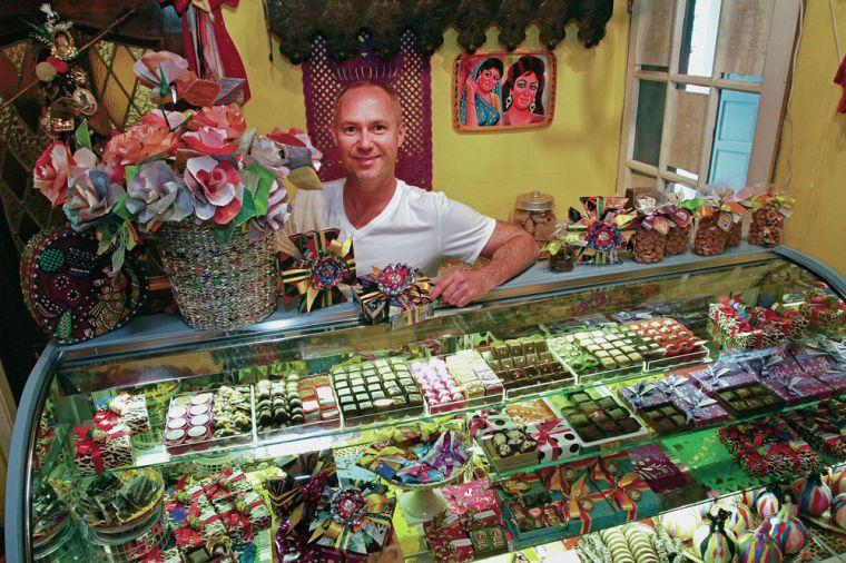 Folk Art Market Staging an overthetop artisan festival