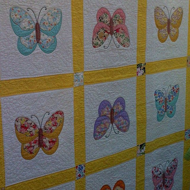 Best 25 Butterfly Quilt Pattern Ideas On Pinterest