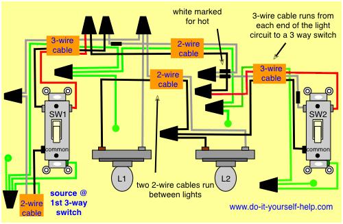 wiring diagram 3 way 2 lights naphat home wiring diagram 3 way 2 lights