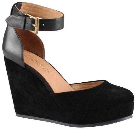 d33e80b5ced Aldo Trelli on shopstyle.com | BoxOffice | Womens shoes wedges ...