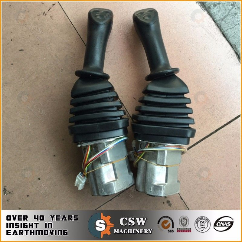 4 button hydraulic joystick control assy for excavator and other