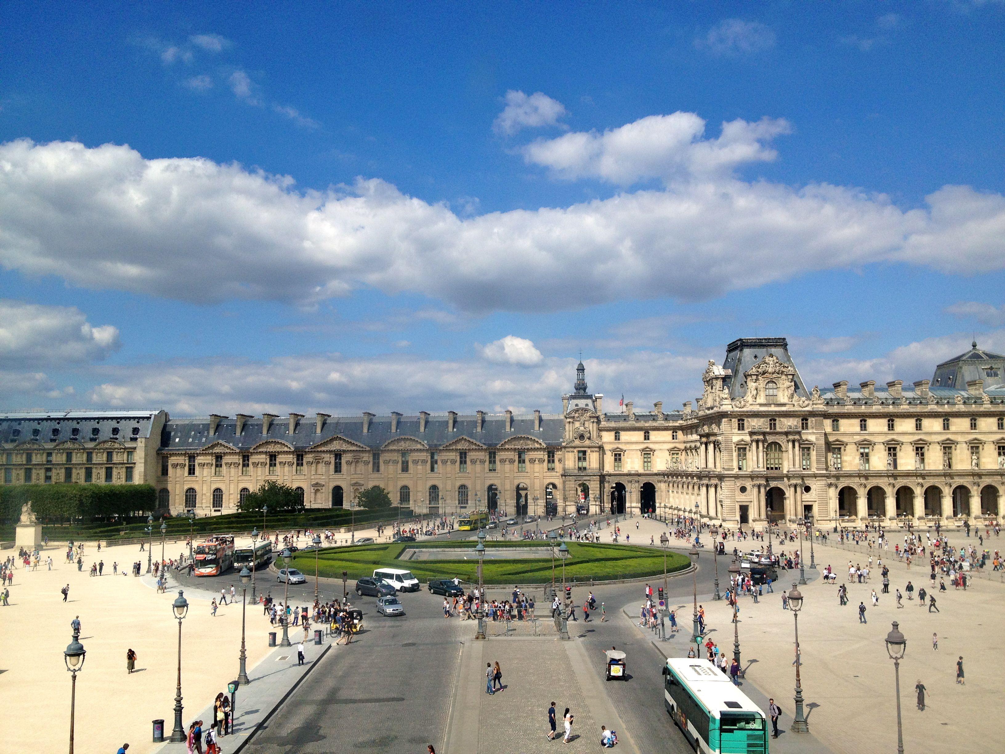Paris lindo demais!