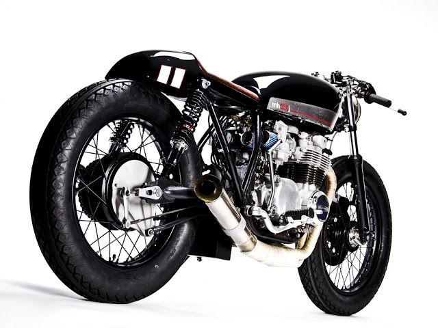 Motohangar Cb550 Cafe Racer Cb550 Cafe Racer Cafe Racer Bikes