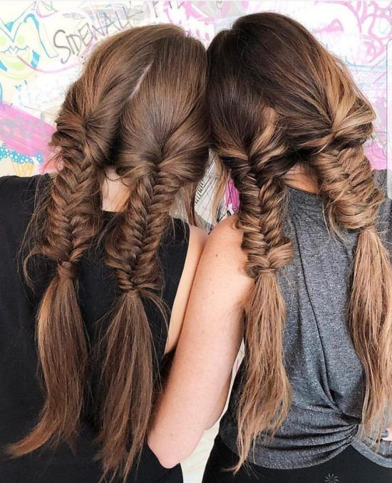 7 Tips On How To Style The Perfect Fishtail Braid #loosebraids