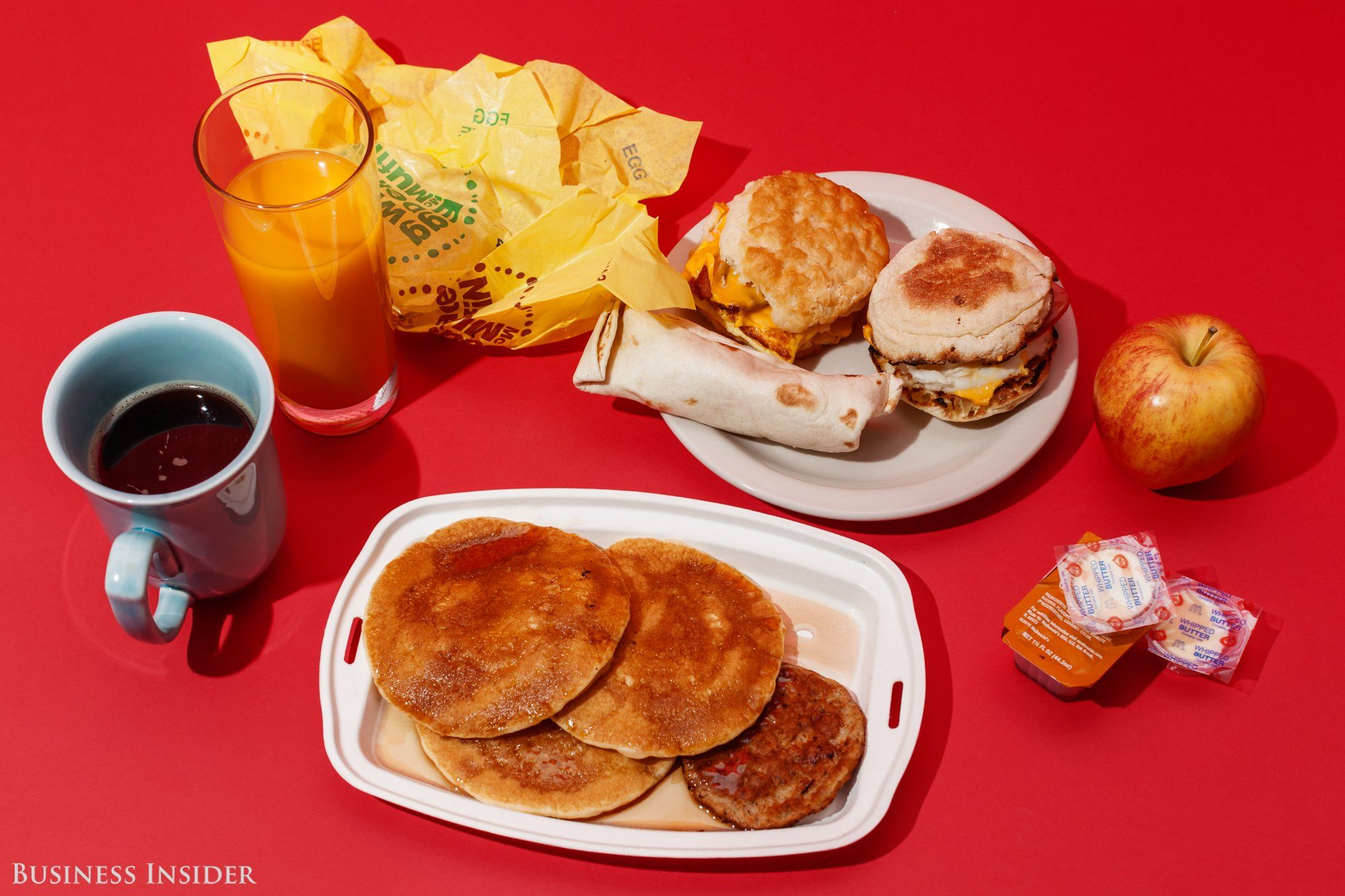 Mcdonald S Breakfast Deal Dollar Menu Reveal New Strategy Healthy Fast Food Breakfast Food Healthy Breakfast Menu