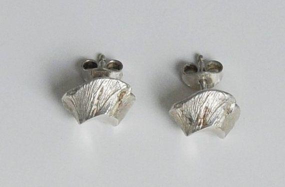 Matti J Hyvarinen Mjh Modernist Sterling Silver Earrings Etsy Silver Earrings Etsy Scandinavian Jewelry Jewelry Show