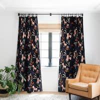 Holli Zollinger Urban Jungle Palm Blackout Curtain