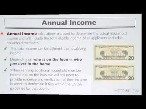 What Are Usda Income Limits For The Usda Guaranteed Loan Program What Are The Differences Between Automated Manual Guaranteed Loan Usda Loan Mortgage Loans
