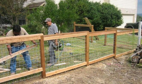 Fencing2 | Fence ideas | Pinterest