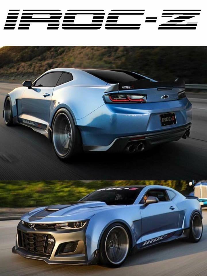 2019 2020 All New Iroc Z Camaro Must Drive Sports Car
