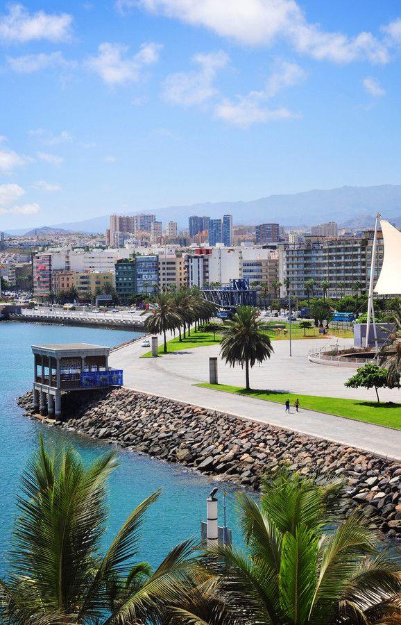 Las Palmas De Gran Canaria By Anna Federowicz On 500px Isla Canarias Tenerife Islas Canarias