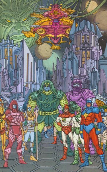 Kree - Marvel Universe Wiki: The definitive online source
