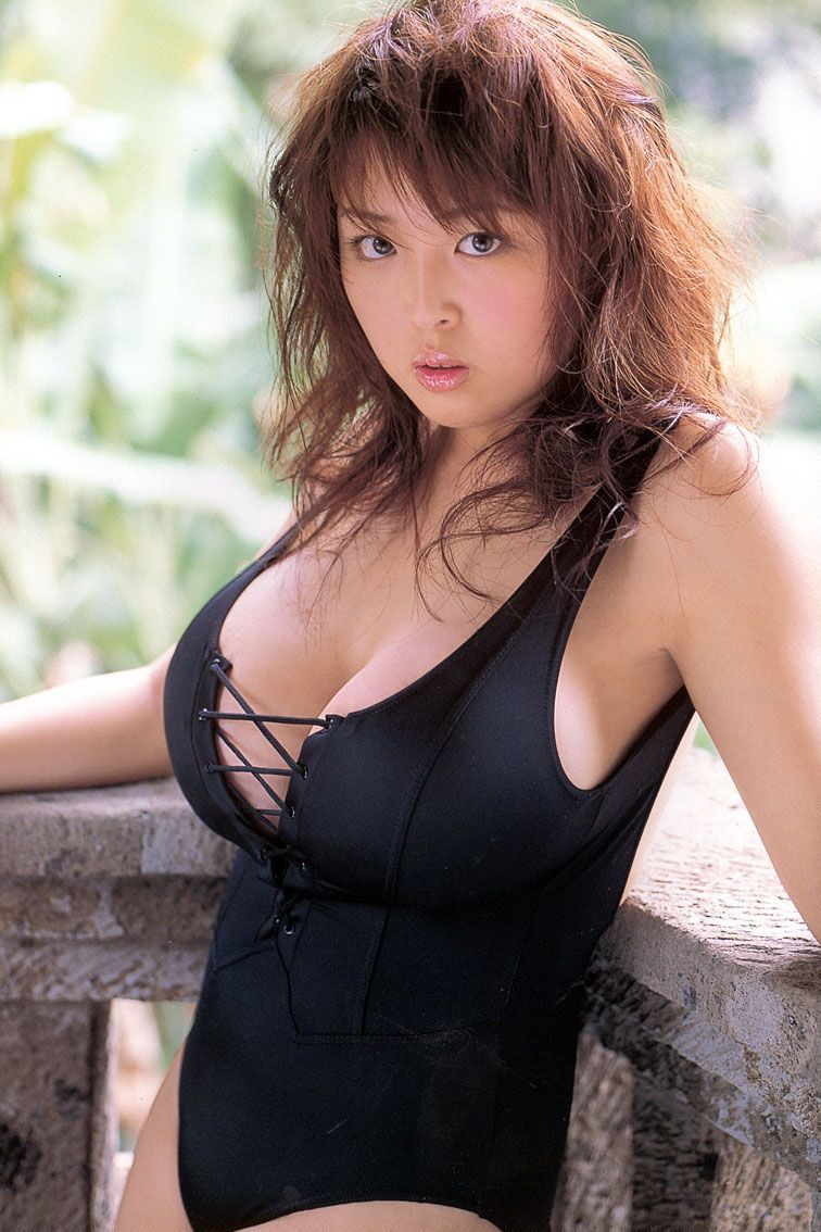 asians ourei Busty harada